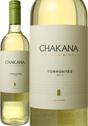 チャカナ トロンテス [2017] <白> <ワイン/アルゼンチン>