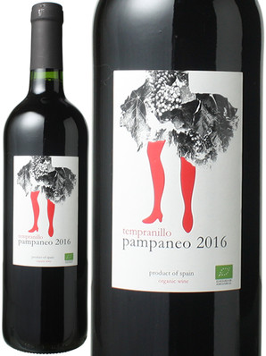 パンパネオ テンプラニーニョ・エコ [2016] エセンシア・ルラル <赤> <ワイン/スペイン>