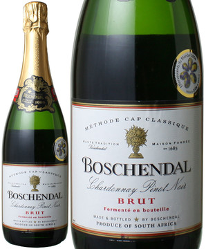 ボッシェンダル ブリュット NV <白> <ワイン/南アフリカ/スパークリング>