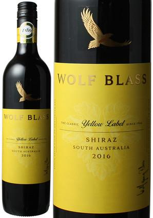 ウルフ・ブラス イエローラベル シラーズ [2016] <赤> <ワイン/オーストラリア>