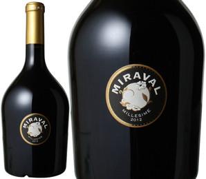 VDF ミラヴァル・ルージュ[2012] ジョリー・ピット&ペラン <赤> <ワイン/プロヴァンス>