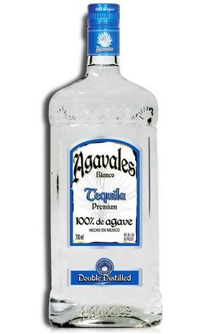 アガバレス シルバー テキーラ 40% 750ml <スピリッツ/テキーラ>