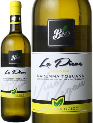 マレンマ・トスカーナ ビオ・ラ・ピエーヴェ・ビアンコ [2015] ビオ・ラ・ピエーヴェ <白> <ワイン/イタリア>