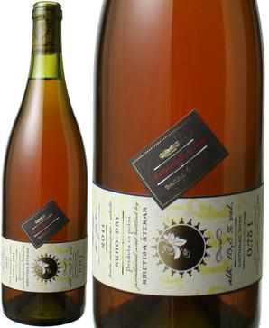 レ・ピコ(リースリング、ピコリット) [2011] クメティエ・シュテッカー <白> <ワイン/スロヴェニア>