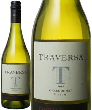 トラヴェルサ シャルドネ [2017] <白> <ワイン/ウルグアイ>※ヴィンテージが異なる場合がございますのでご了承ください