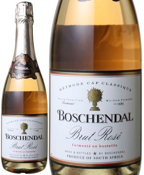 ボッシェンダル ロゼ・ブリュット NV <ロゼ> <ワイン/南アフリカ/スパークリング>