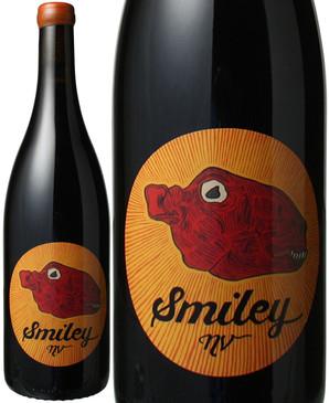 スマイリー ドライ・レッド V1 NV シルワーヴィス(ライアン・モスタール) <赤> <ワイン/南アフリカ>