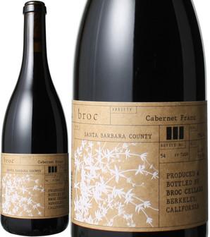 ホールクラスター カベルネ・フラン サンタ・バーバラ [2014] ブロック・セラーズ <赤> <ワイン/アメリカ>