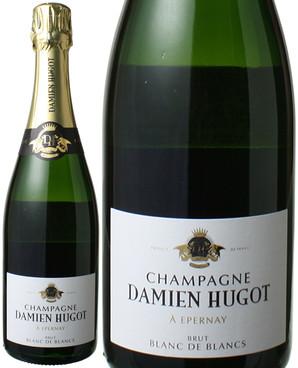 ダミアン・ウーゴ ブリュット ブラン・ド・ブラン NV <白> <ワイン/シャンパン>