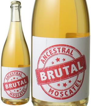 ブリュタル アンセストラル モスカテル [2017] ボデガ・クエヴァ <白泡> <ワイン/スペイン/スパークリング>