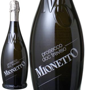 ミオネット プロセッコ DOC・トレヴィーゾ エクストラ・ドライMO NV ミオネット <白> <ワイン/イタリア/スパークリング>