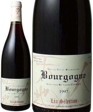 ブルゴーニュ・ルージュ [1997] ルー・デュモン レア・セレクション <赤> <ワイン/ブルゴーニュ>