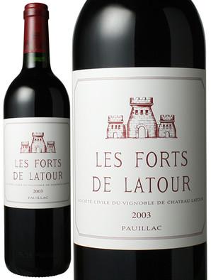 レ・フォール・ド・ラトゥール  [2003] <赤> <ワイン/ボルドー>