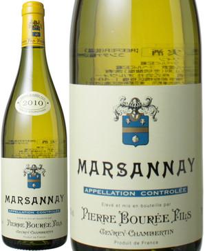 マルサネ・ブラン [2010] ピエール・ブレ <白> <ワイン/ブルゴーニュ>