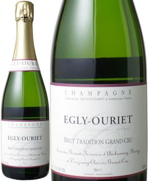 エグリ・ウーリエ ブリュット・トラディション グラン・クリュ NV 【デコルジュ2018年】 <白> <ワイン/シャンパン>