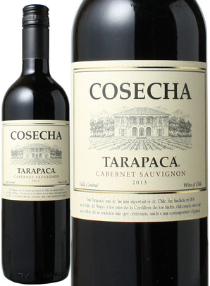 コセチャ タラパカ カベルネ・ソーヴィニヨン [2018]   <赤> <ワイン/チリ>