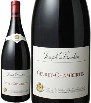 ジュヴレ・シャンベルタン マグナムサイズ 1.5L [2015] ジョセフ・ドルーアン <赤> <ワイン/ブルゴーニュ>