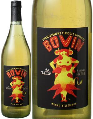 VDF ブラン・キュヴェ・ボヴァン 1000ml (ソーヴィニヨンブラン90%、シャルドネ、ロモランタン、ムニュピノ) [2018] ドメーヌ・デュ・ムーラン(エルヴェ・ヴィルマード) <白> <ワイン/ロワール>