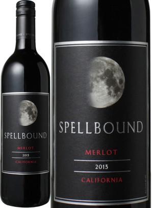 スペルバウンド メルロー [2015] <赤> <ワイン/アメリカ>
