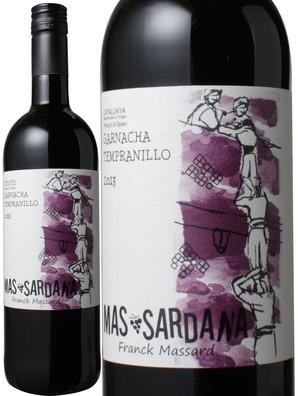 カタルーニャ・ロホ・マス・サルダーナ [2015] フランク・マサール <赤> <ワイン/スペイン>