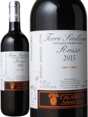 ヴィナイオータ [2015] ラ ・カラブレッタ <赤> <ワイン/イタリア>