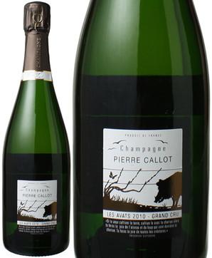 ピエール・カロ ブリュット・ミレジメ アヴィーズ・レ・ザヴァ グラン・クリュ [2011] <白> <ワイン/シャンパン>