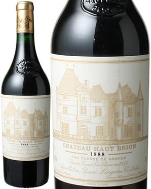 シャトー・オー・ブリオン [1988] <赤> <ワイン/ボルドー>