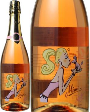 スパークリング・ミミ・ピンク NV ワイン・ポートフォリオ <ロゼ> <ワイン/ニュージーランド/スパークリング>