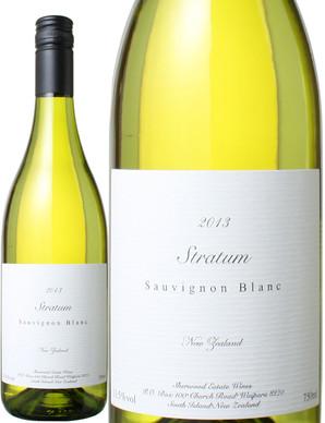 ストラタム ソーヴィニヨン・ブラン [2018] シャーウッド・エステート <白> <ワイン/ニュージーランド> ※ヴィンテージが異なる場合があります。