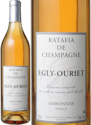 ラタフィア・ド・シャンパーニュ 700ml エグリ・ウーリエ <白> <ワイン/フランスその他>